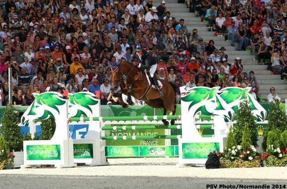 French eventer handed six-month ban by International Equestrian Federation