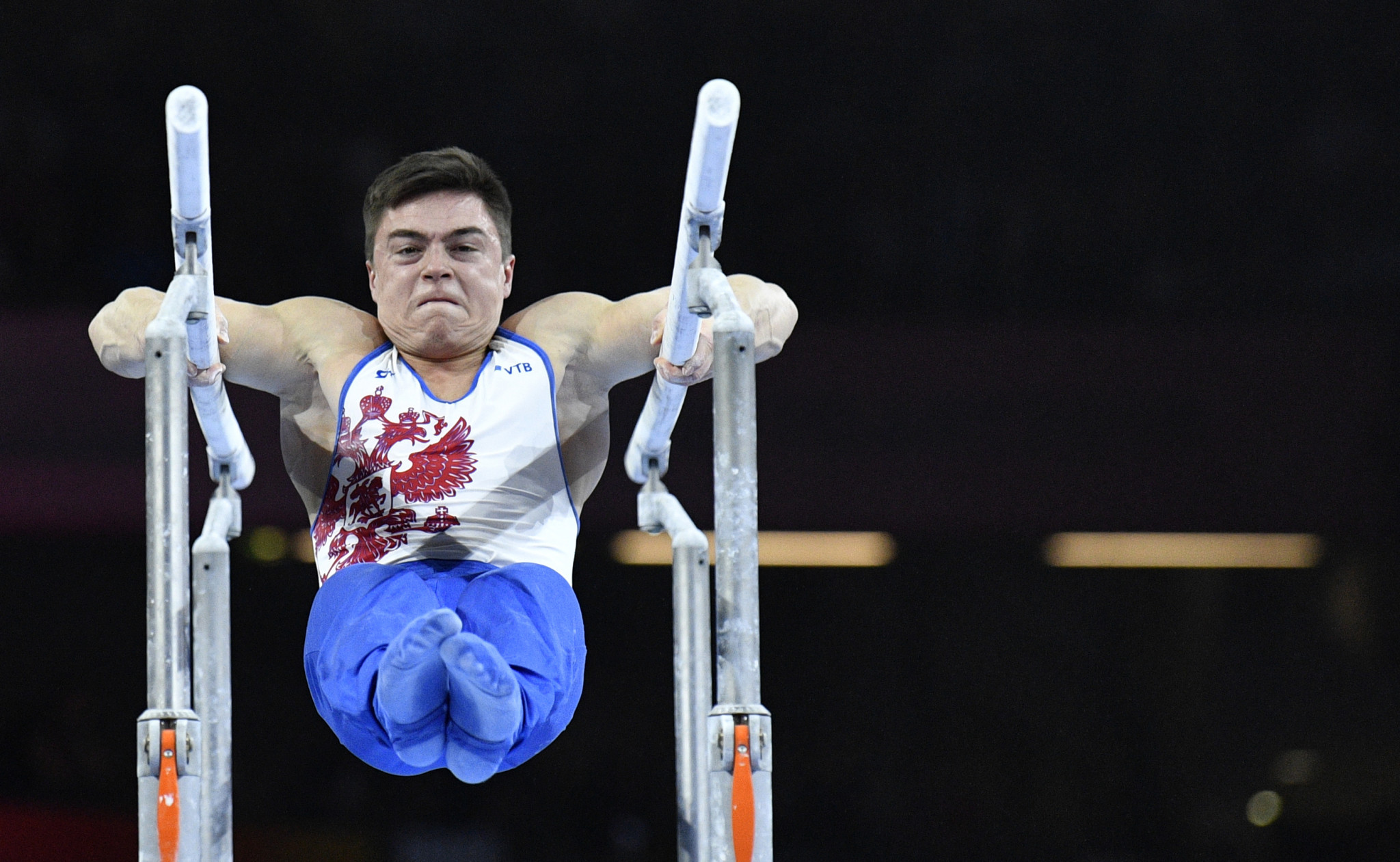 Nagornyy claims all-around gold for second World Championships title