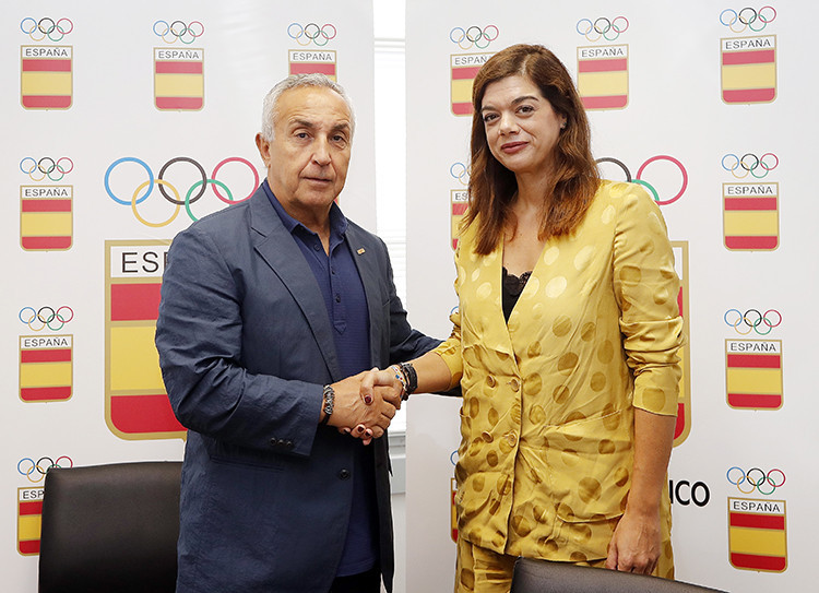 "Spanish Olympic Committee begin fifth edition of ""All Olympic"" campaign"