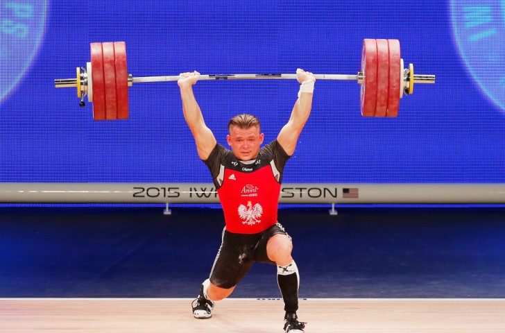 Rio 2016 qualification places are up for grabs at the ongoing World Weightlifting Championships here