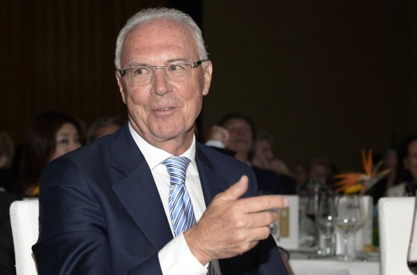 Beckenbauer admits Germany 2006