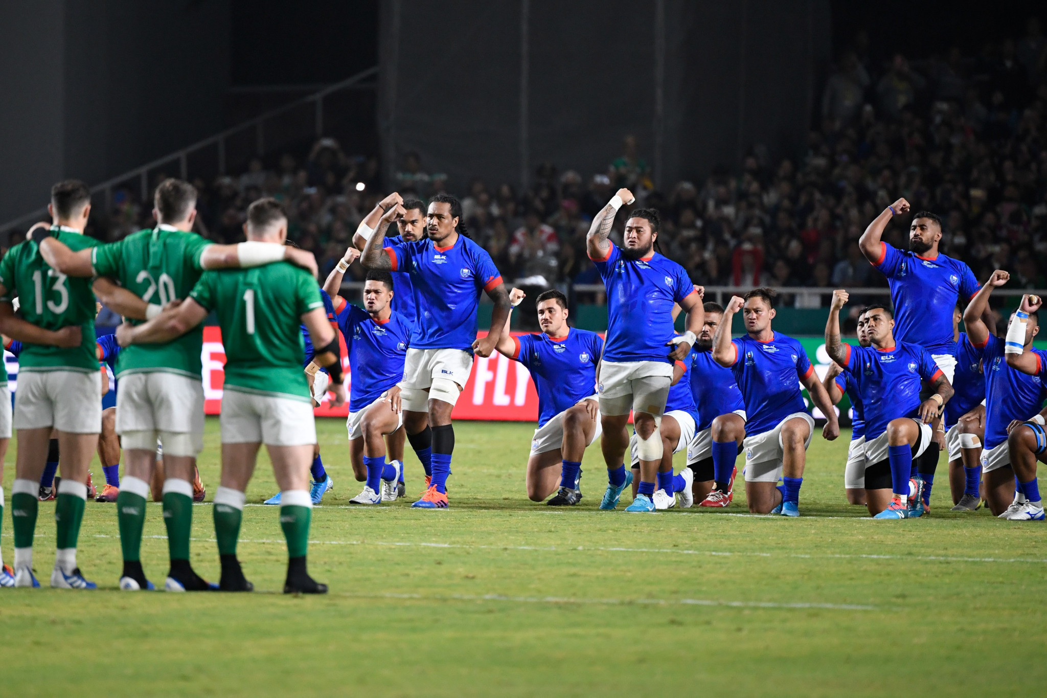 Ireland finally show their class at Rugby World Cup