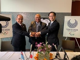 FASANOC choose Ōita as site of Fiji's pre-Tokyo 2020 training camp