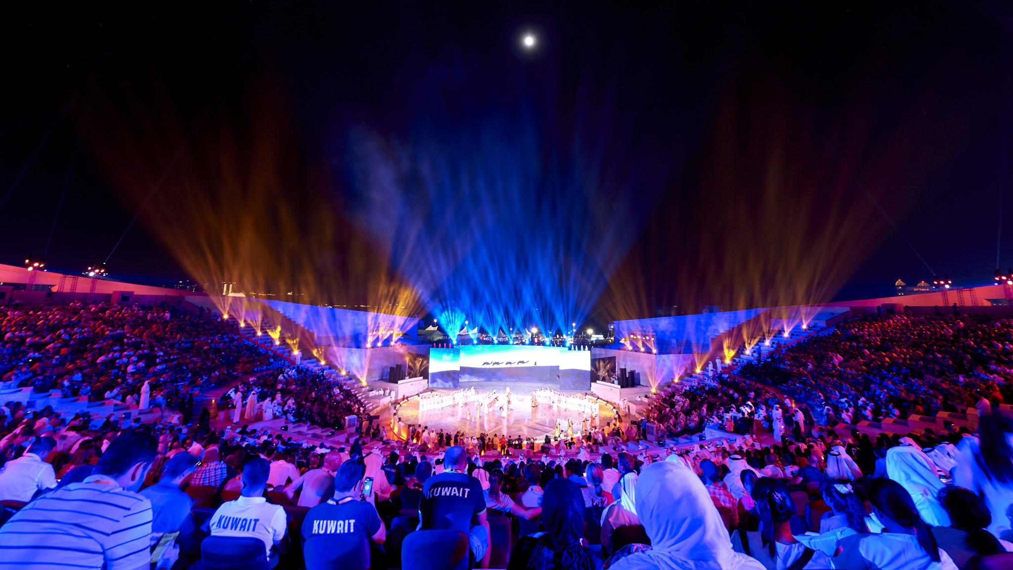 Opening Ceremony launches ANOC World Beach Games as sport continues