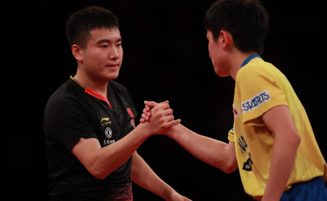 Xu Xin survives scare at ITTF German Open