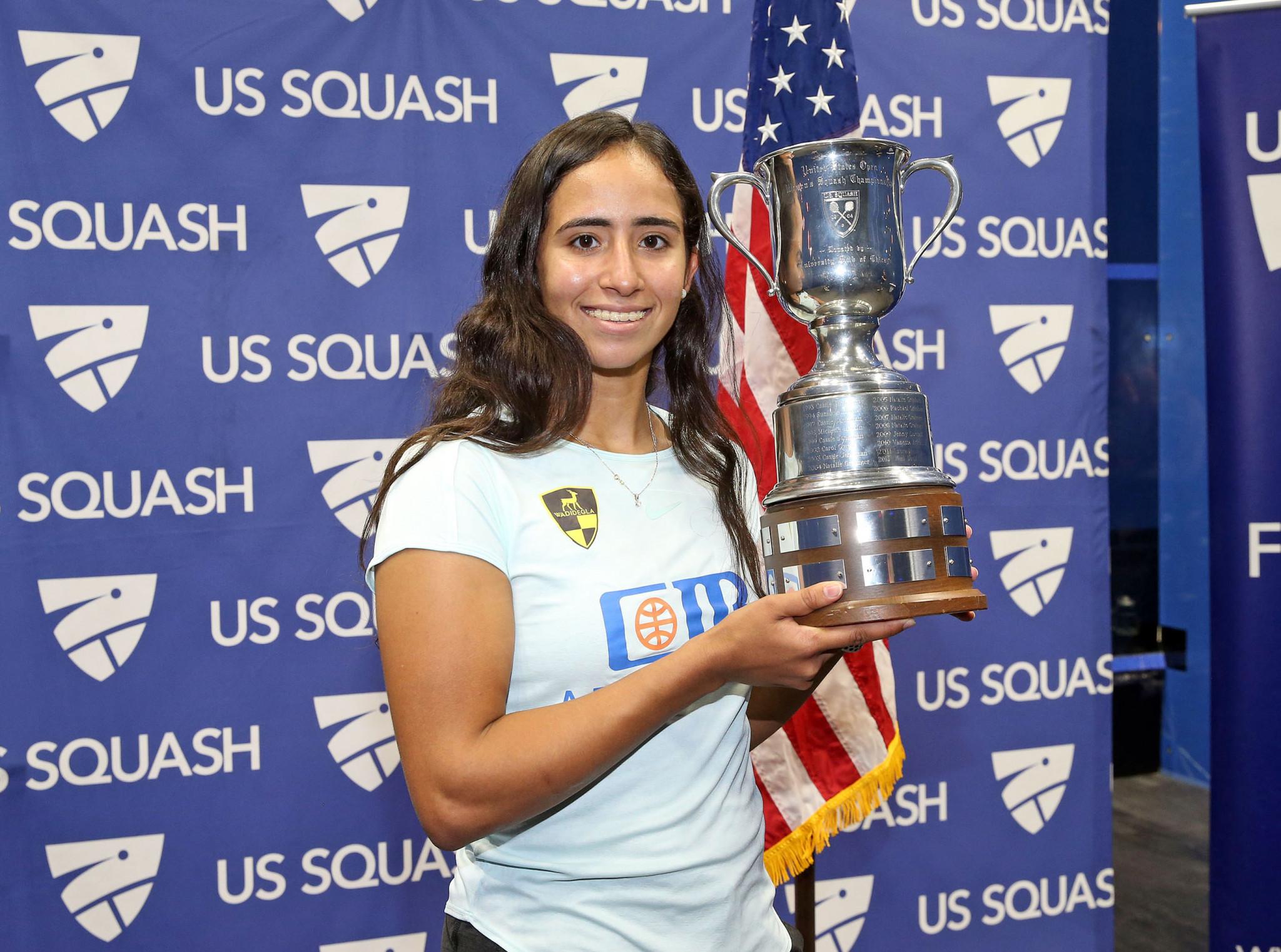 Gohar fights back to claim PSA U.S. Open title in Philadelphia