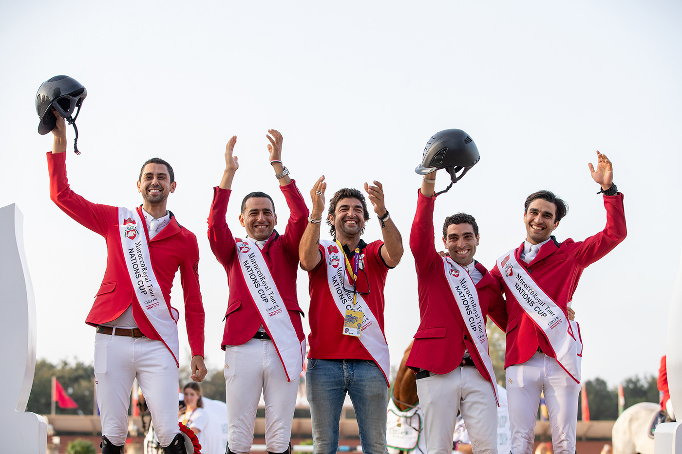 Egypt and Qatar earn Tokyo 2020 showjumping places at FEI Nations Cup qualifier in Rabat