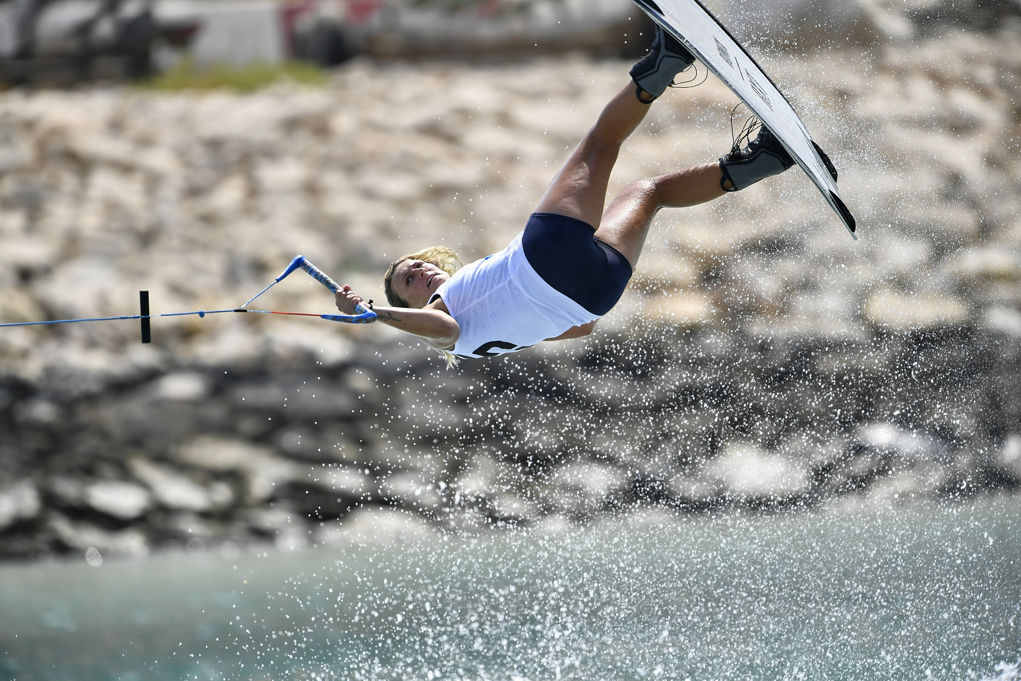 Wakeboarding format at ANOC World Beach Games changed after competitor vote