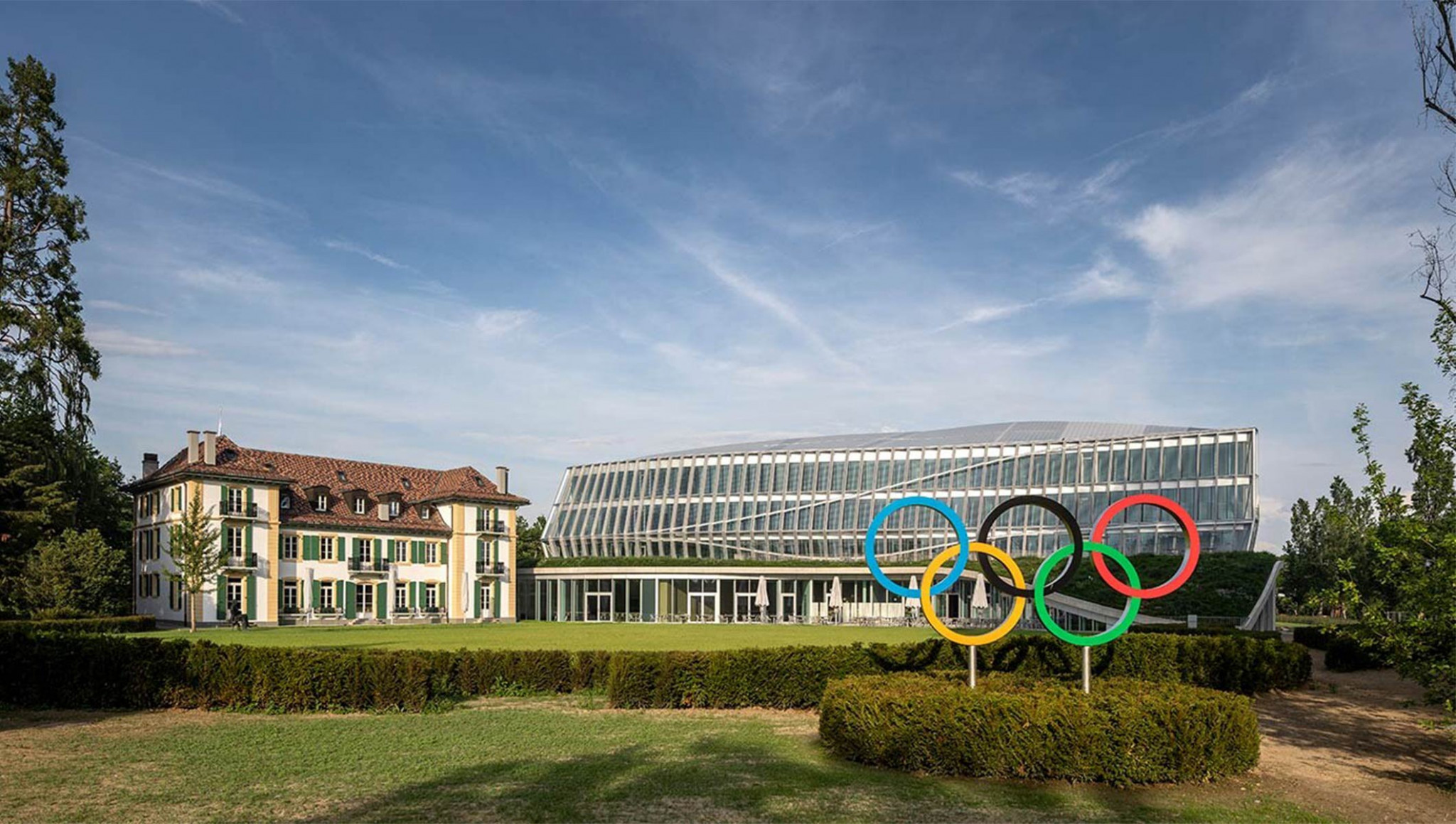 The IOC said it was taking advantage of the move to its new headquarters ©IOC