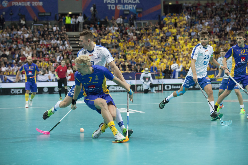 Among the events Protocol Sports Marketing will be helping to market is the World Floorball Championship ©Flickr