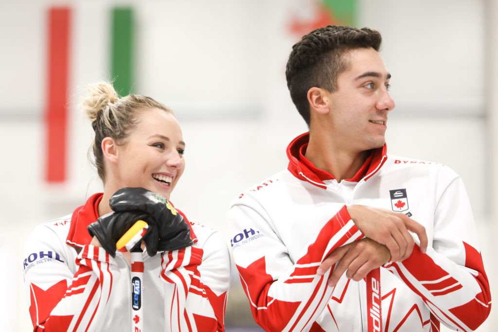 Canada continue good start to defence of World Mixed Curling Championship