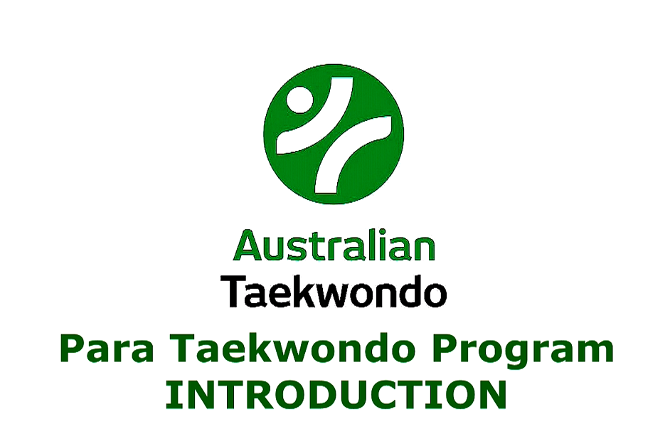 Para-taekwondo videos and course released in Australia