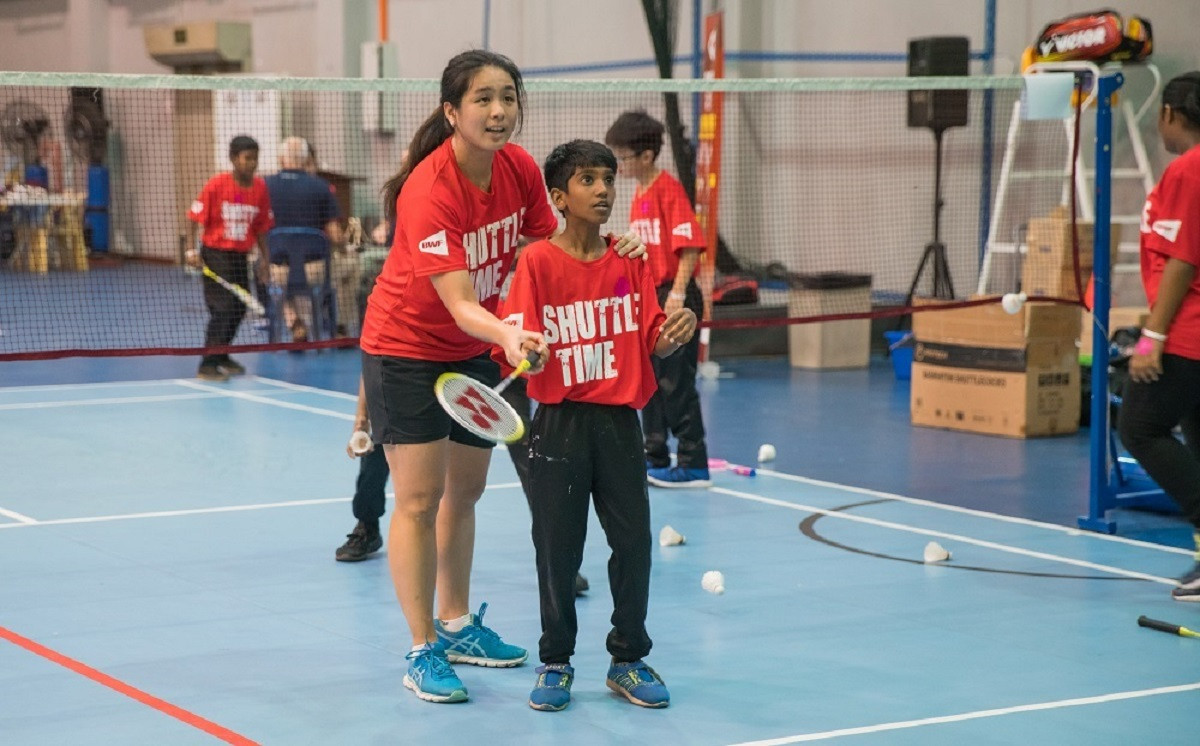 BWF hail success of Badminton Against Myopia Project