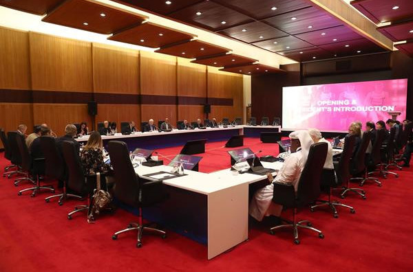 The IAAF Council meeting in Doha ratified changes to rulings on required testosterone levels for transgender female athletes ©IAAF