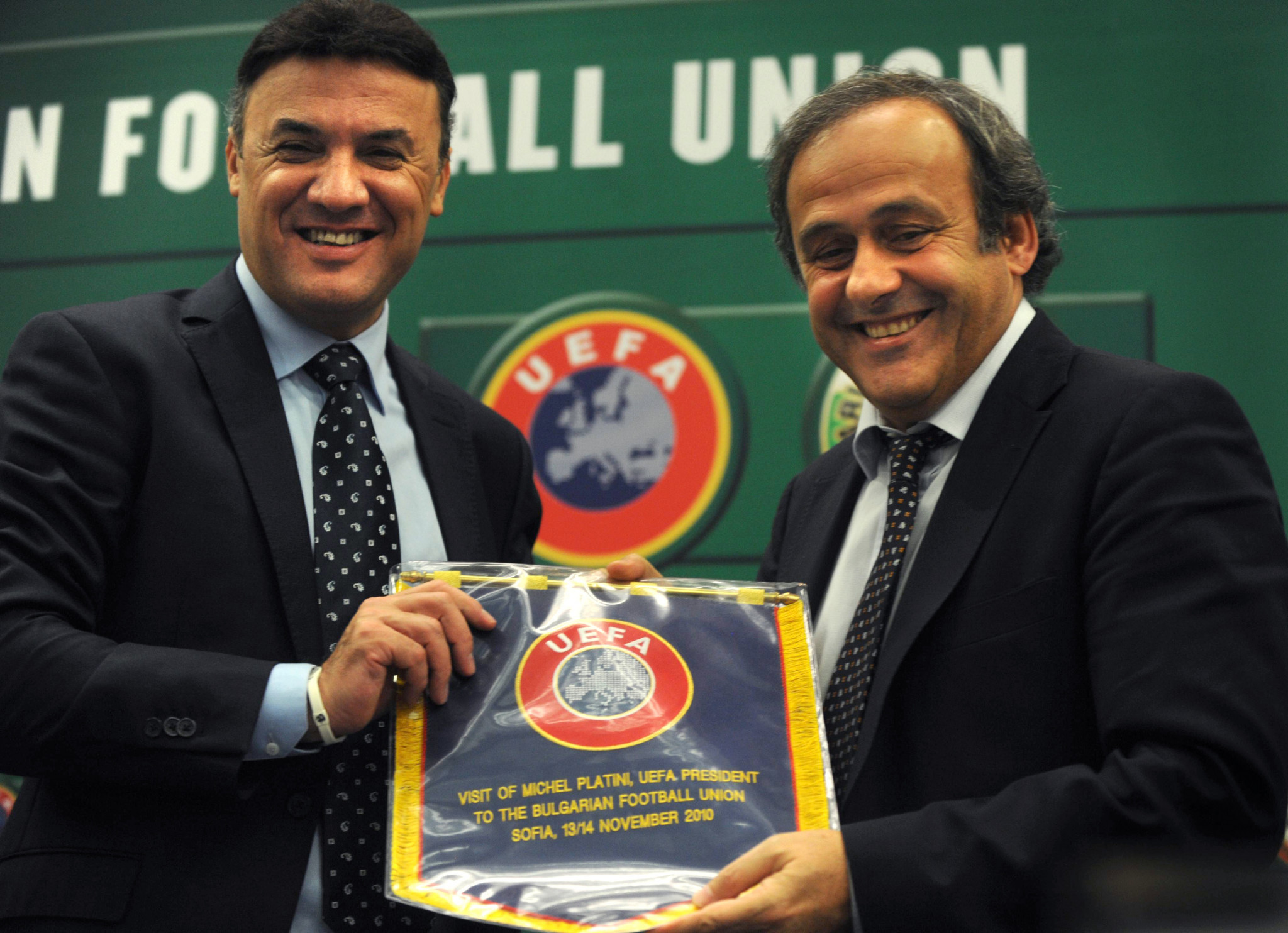 Bulgaria Football Union President resigns after racism blights England qualifier