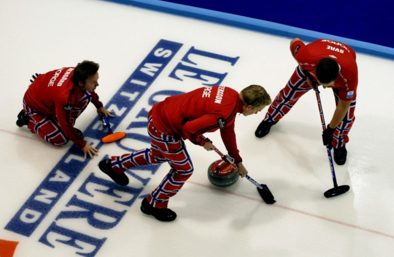 Norway reach semi-finals at European Curling Championships after extending unbeaten run