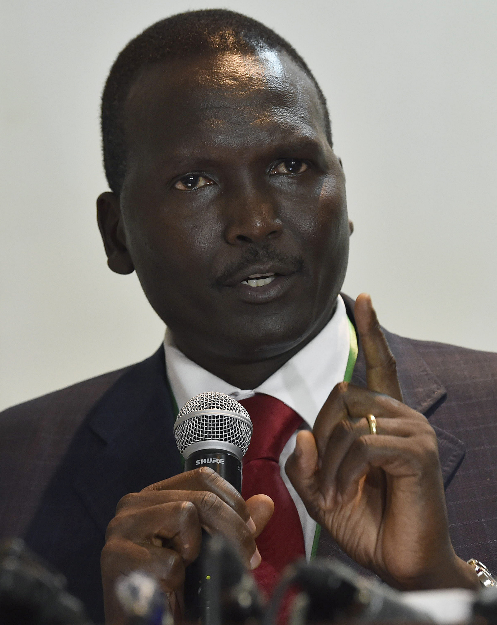 NOCK President Paul Tergat has announced an early decision in conjunction with Athletics Kenya on the subject of where athletes will prepare in Japan ahead of Tokyo 2020 ©Getty Images