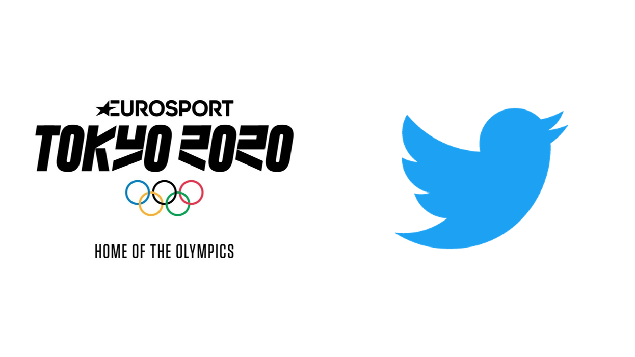 Eurosport and Twitter in partnership for Tokyo 2020 Games