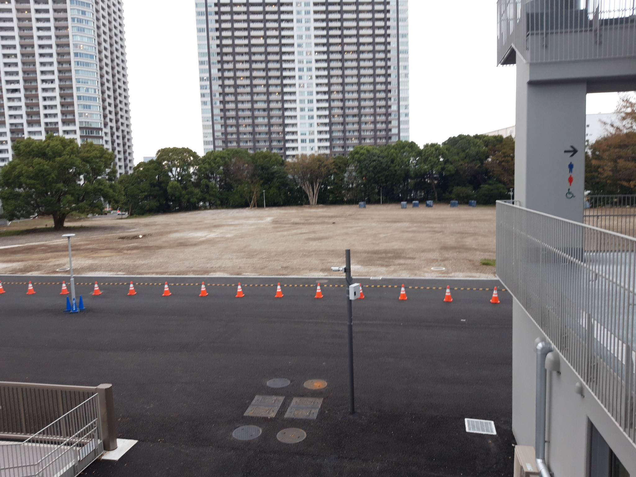Tennis courts to be constructed but Tokyo 2020 remain confident venues will be ready