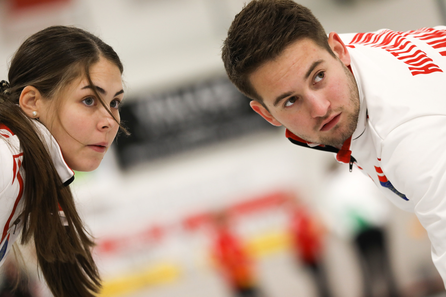 Denmark among teams claiming playoff spot at World Mixed Curling Championships