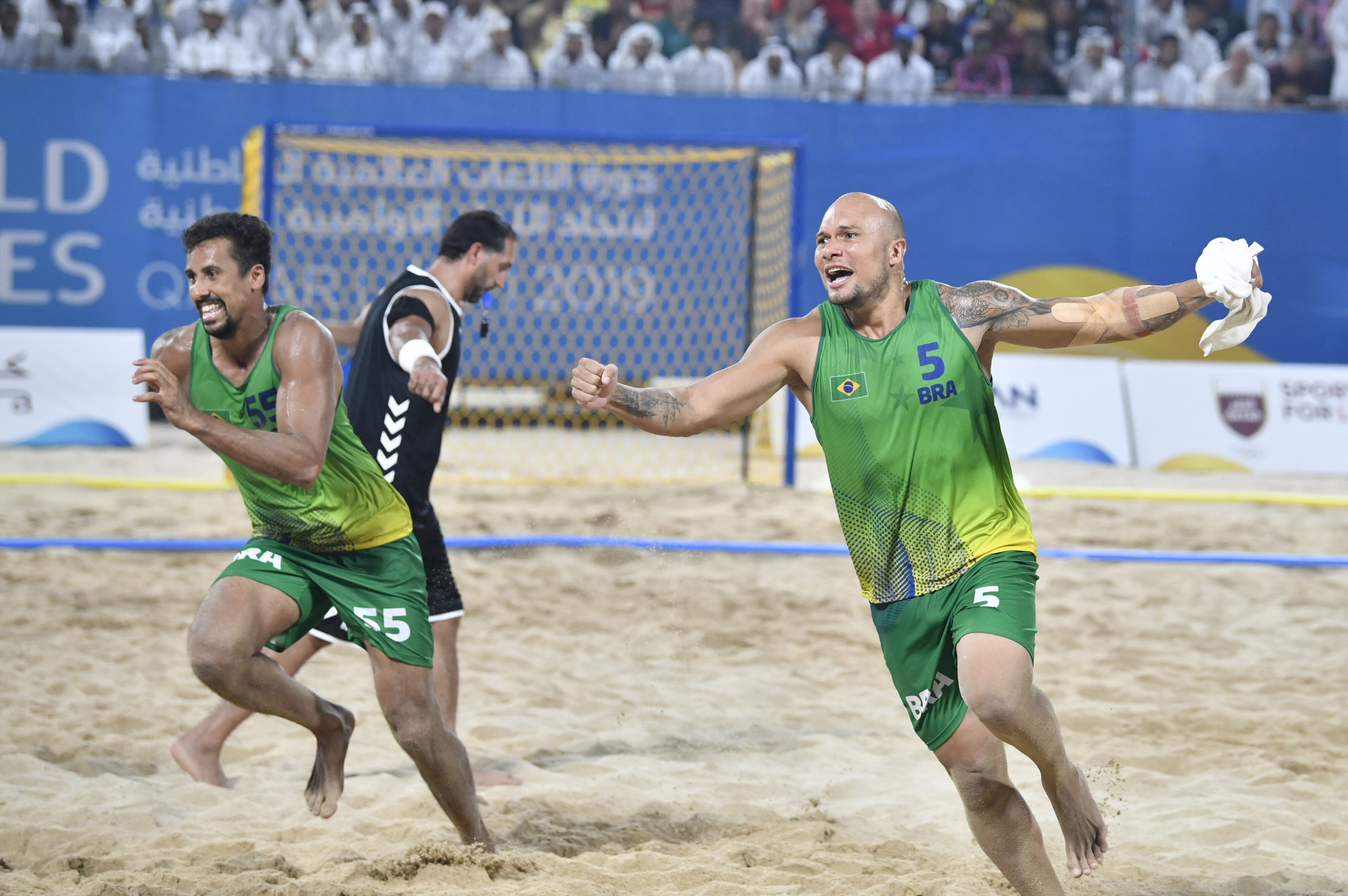 ANOC World Beach Games 2019: Final day of competition