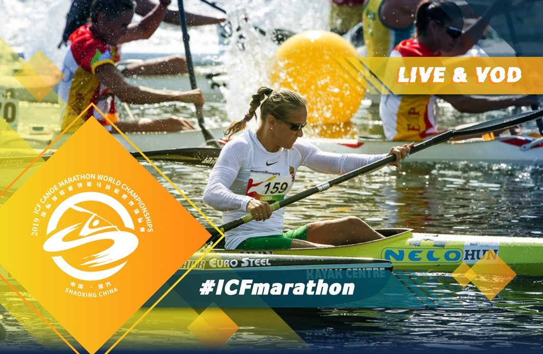 The ICF Marathon World Championships start in Shaoxing in China tomorrow ©ICF