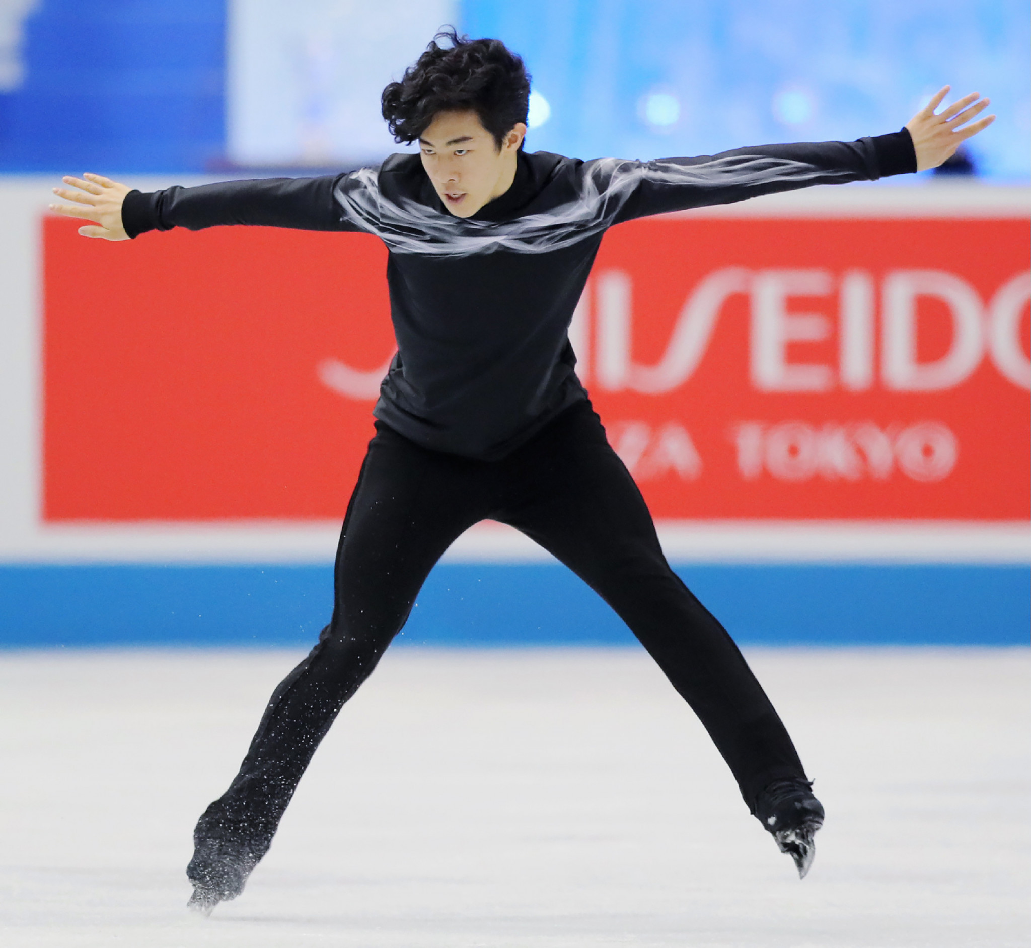 Double world champion Chen headlines Skate America in Las Vegas
