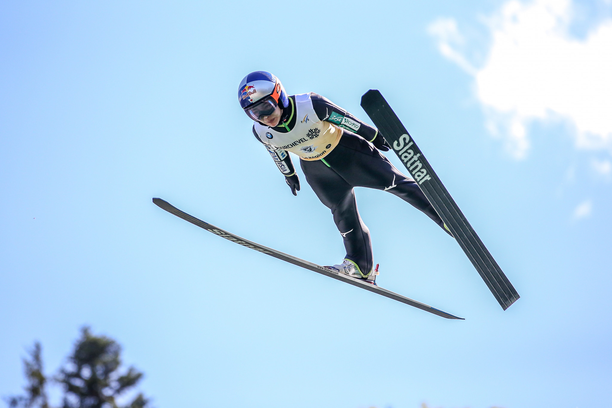 New study looks into injuries in women's ski jumping