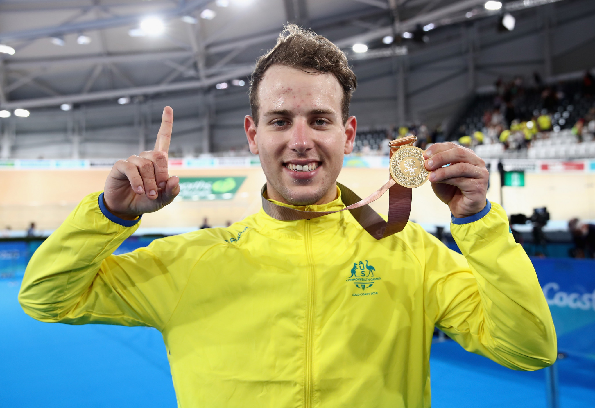 Omnium double for Australia at Oceania Track Cycling Championships
