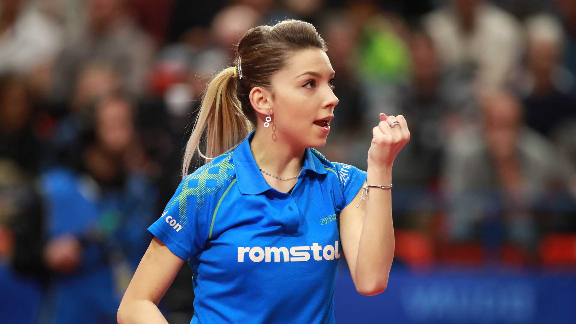 Szocs kicks off in group stages of ITTF Women's World Cup