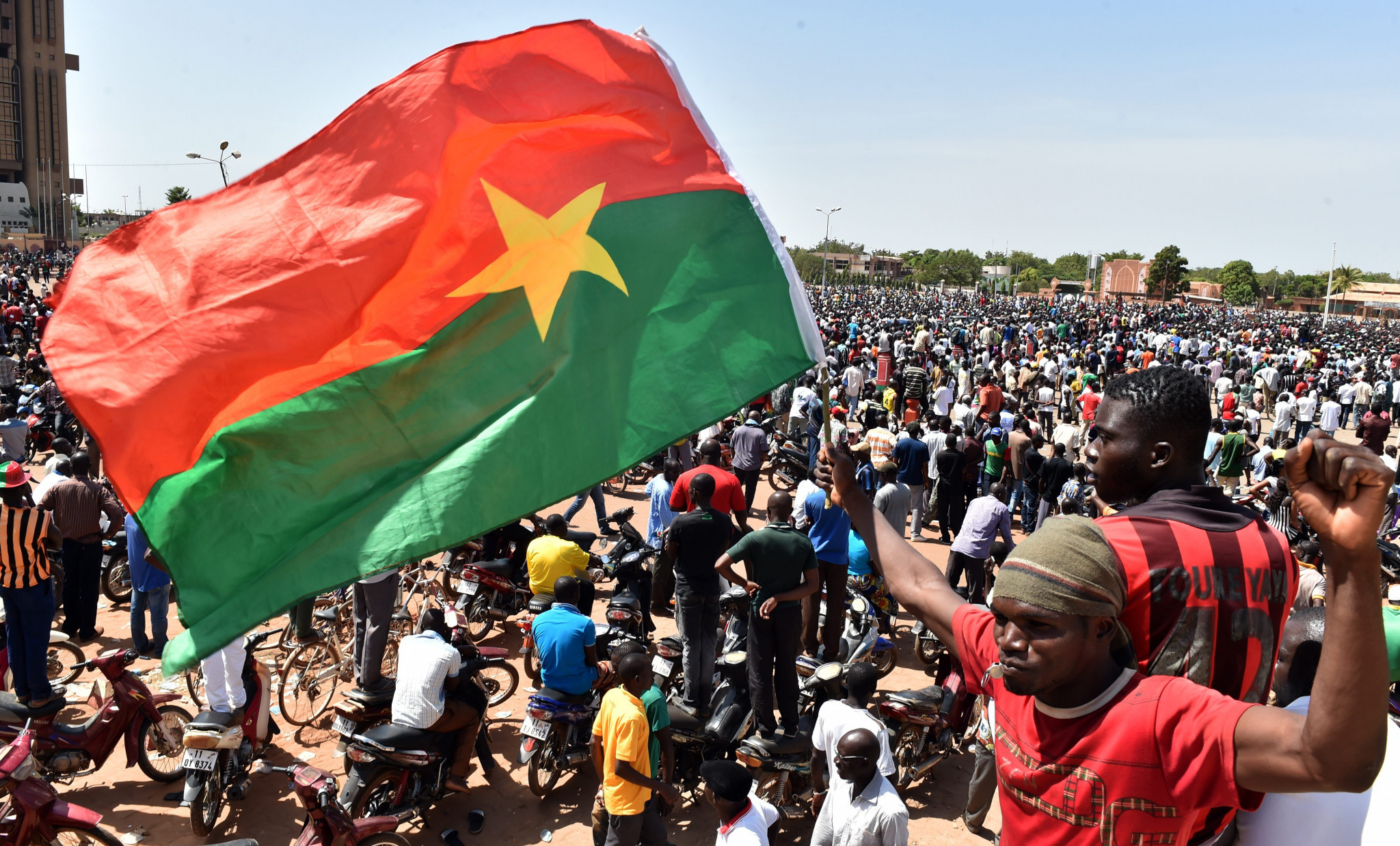 Burkina Faso interested in hosting 2027 African Games