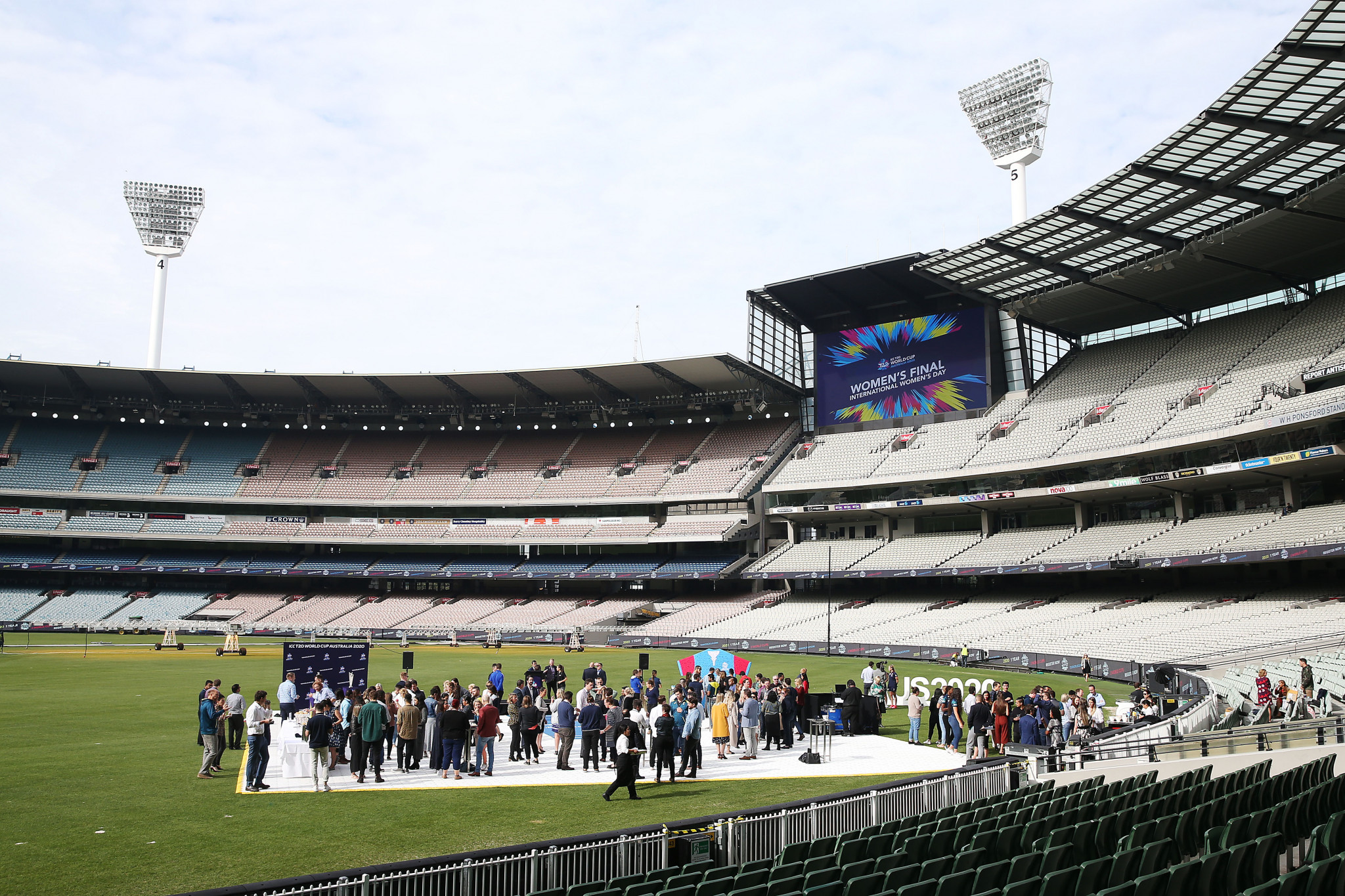 Million-dollar boost for cricket's T20 World Cups