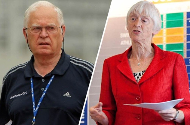 Arnold and Baroness Campbell welcomed into UK Sport Coaching Fellowship