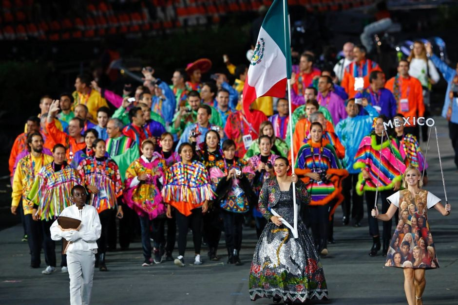 There is no chance of Mexico missing Rio 2016, IOC officials have proclaimed ©COM