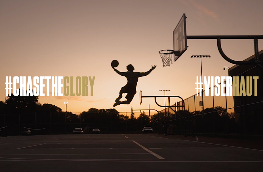 U SPORTS unveils Chase the Glory marketing campaign