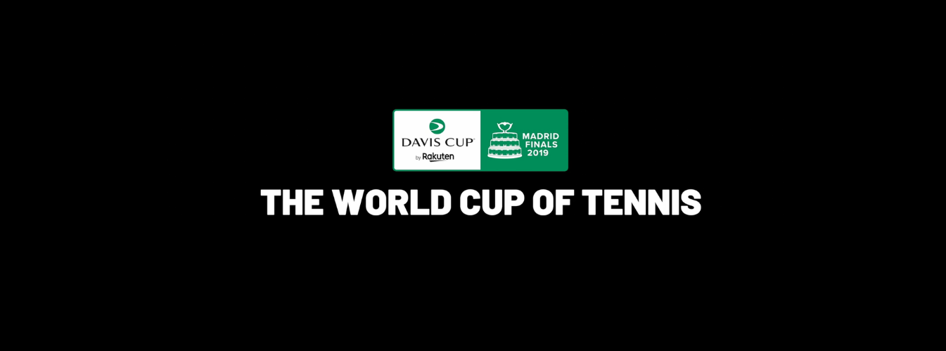 "Davis Cup Finals launch ""All to be Champions"" video as countdown continues"