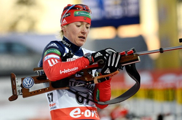 Russian Biathlon Union accepts €100,000 fine imposed after three failed drugs tests