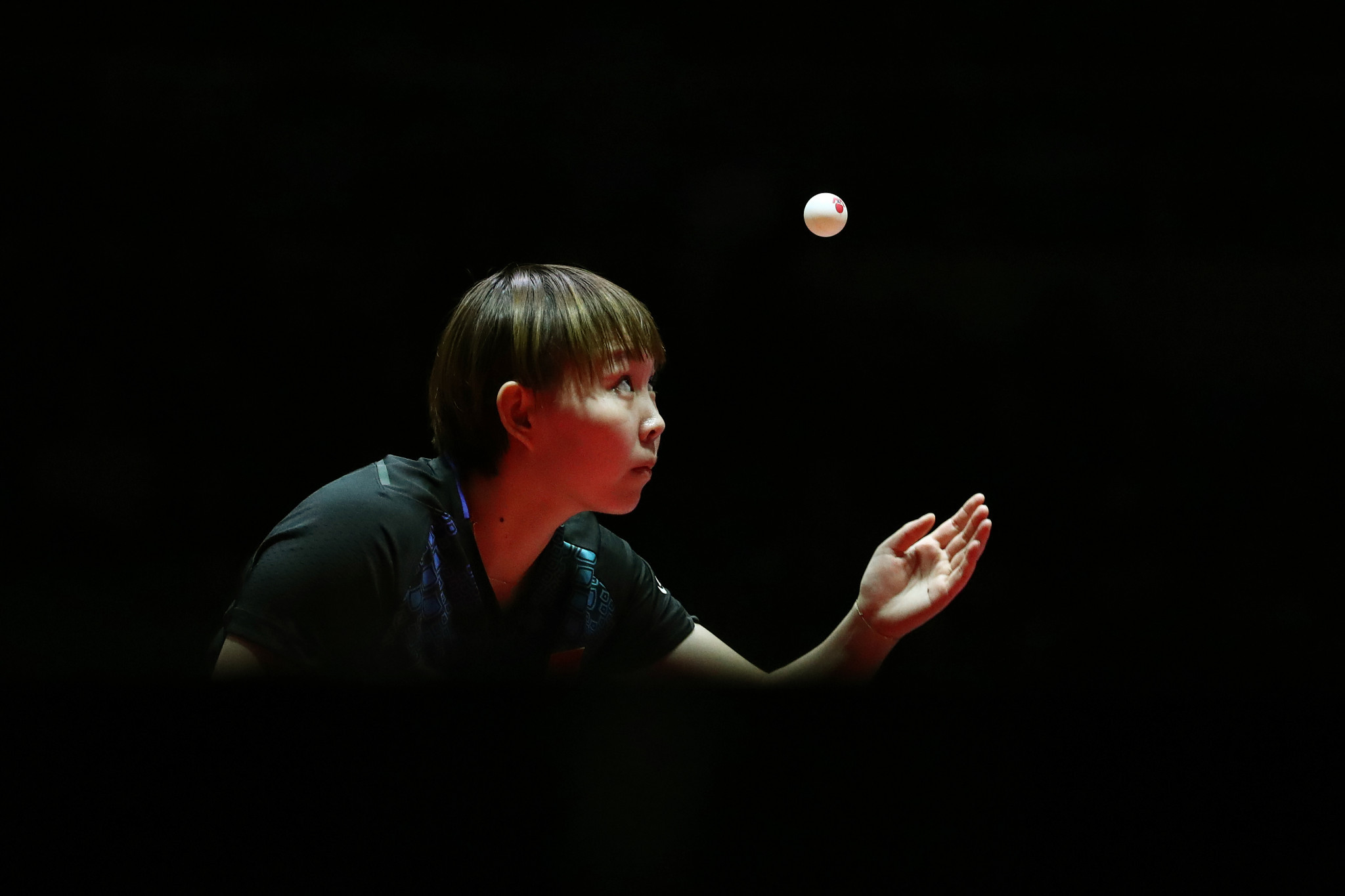 Zhang to meet top seed Zhu in last 16 at ITTF Women's World Cup