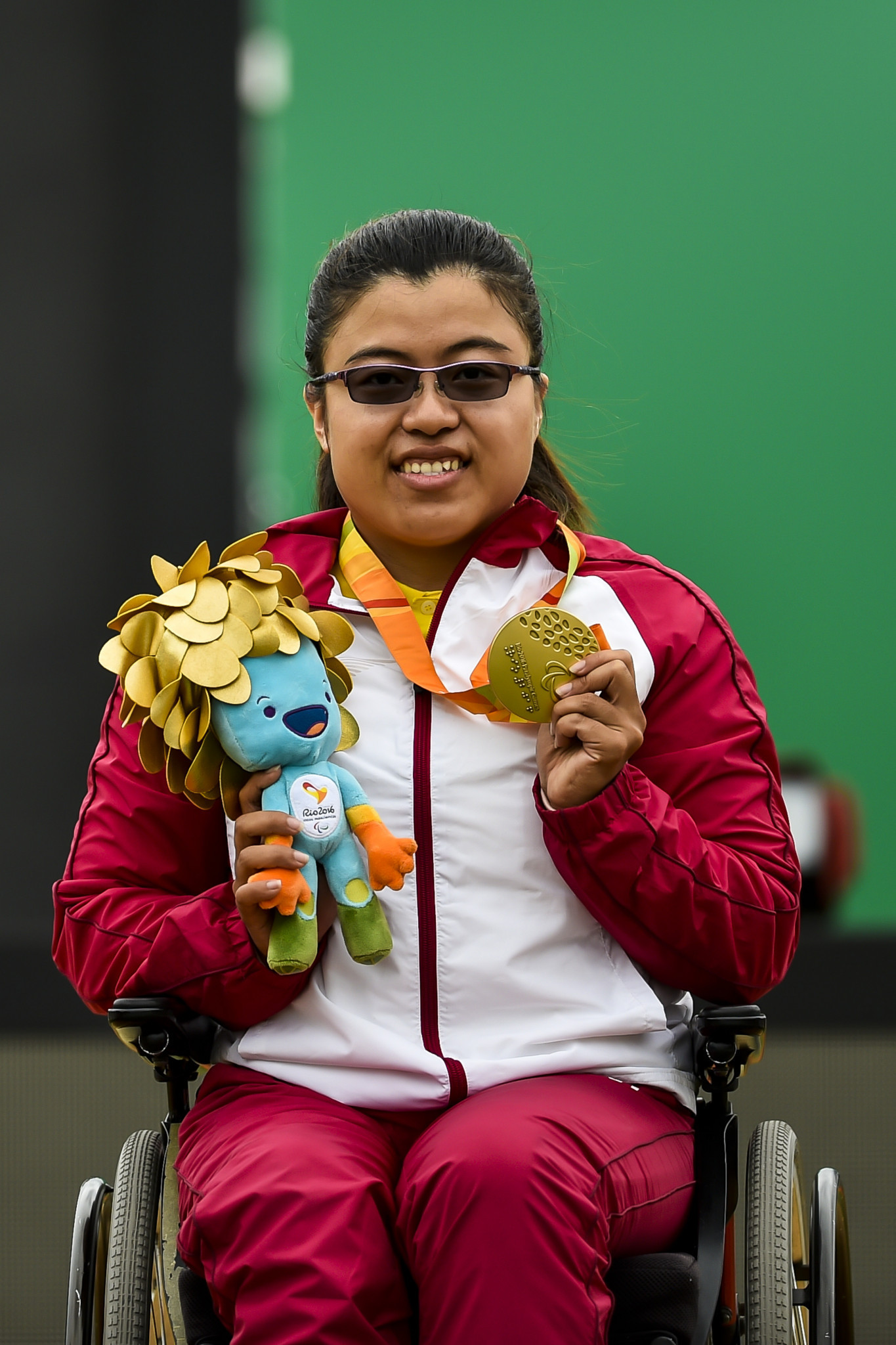 Zhou and Netsiri eyeing success at Asian Para Archery Championships