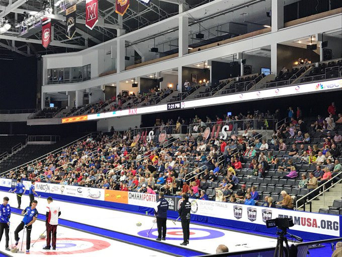 Omaha to host US Olympic curling trials for Beijing 2022