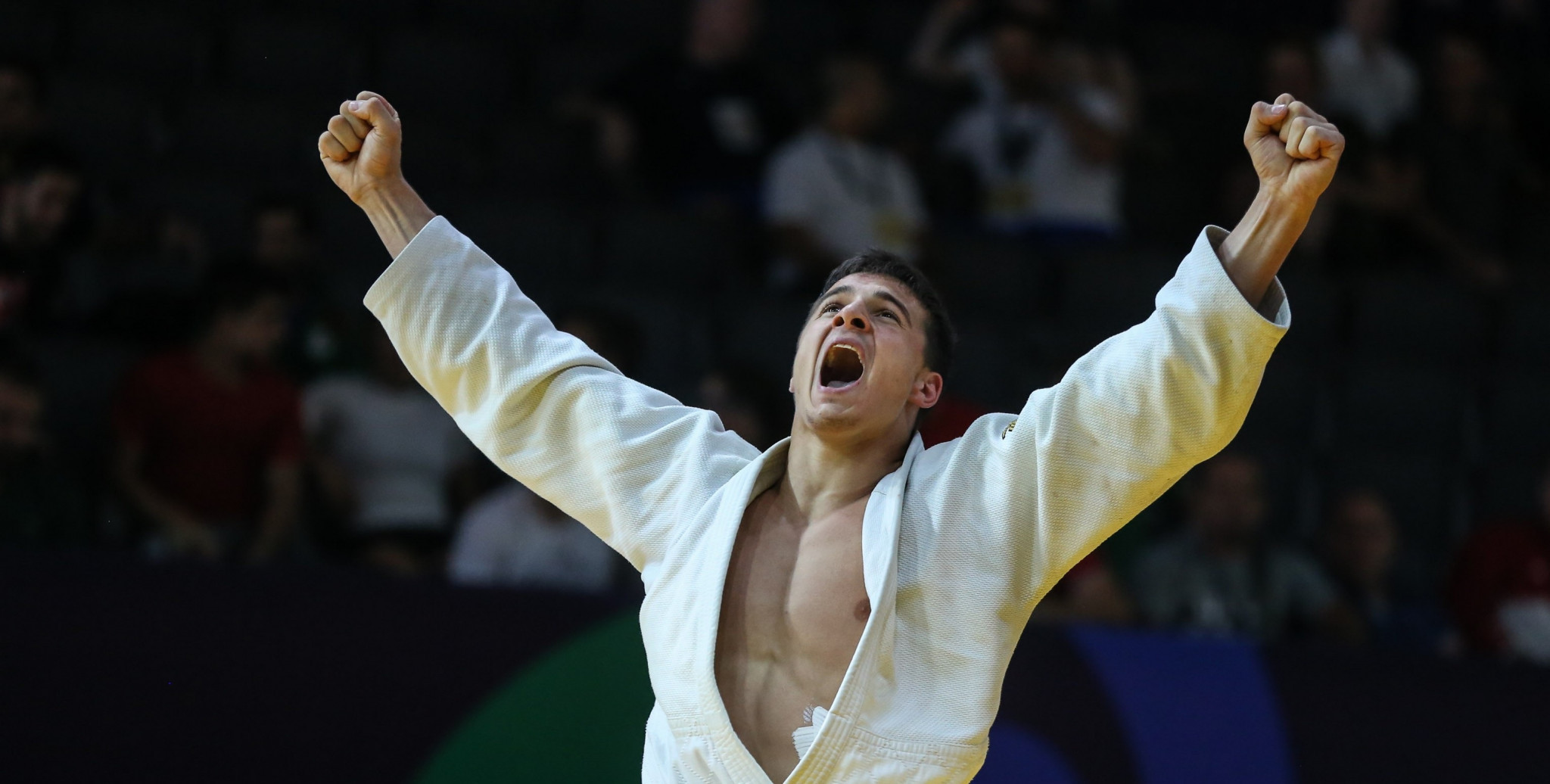 Georgia win two gold medals on day three of IJF World Junior Championships