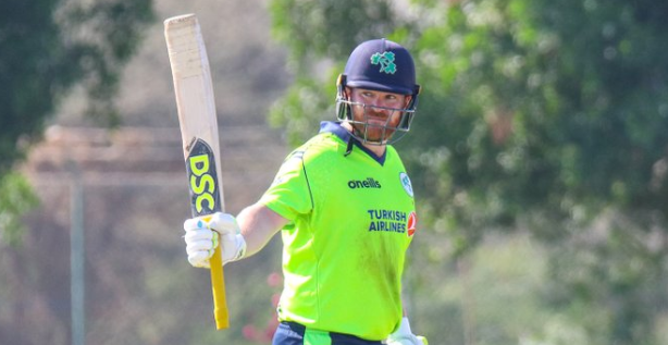 Paul Bilbirnie led Ireland to victory ©ESPNCricinfo