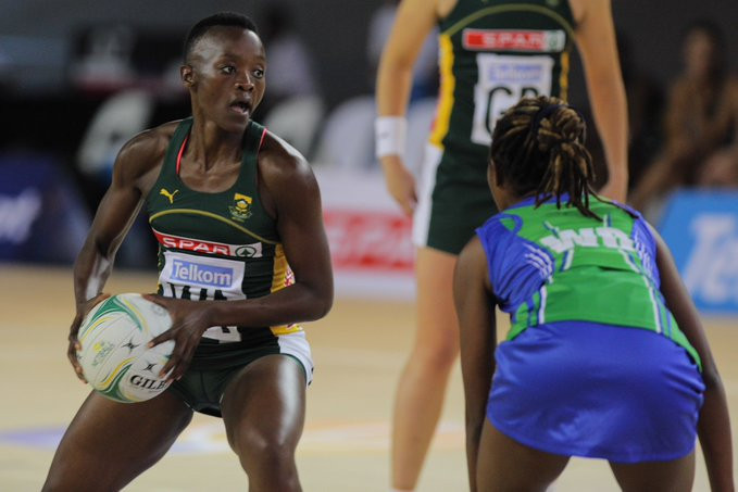 South Africa annihilate Lesotho at Africa Netball Cup