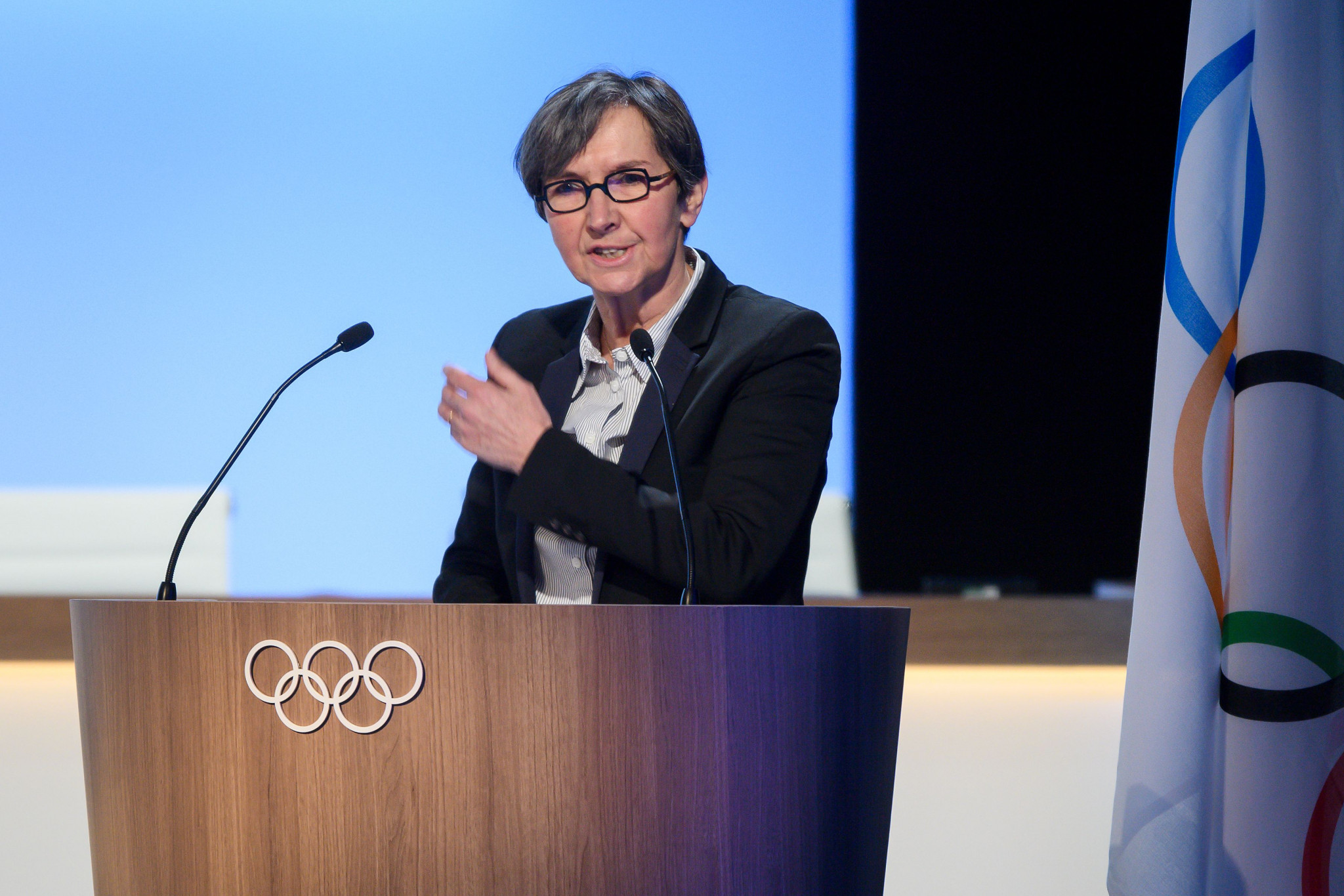 The ITA, led by Valérie Fourneyron, has been securing partnerships with International Federations ©Getty Images