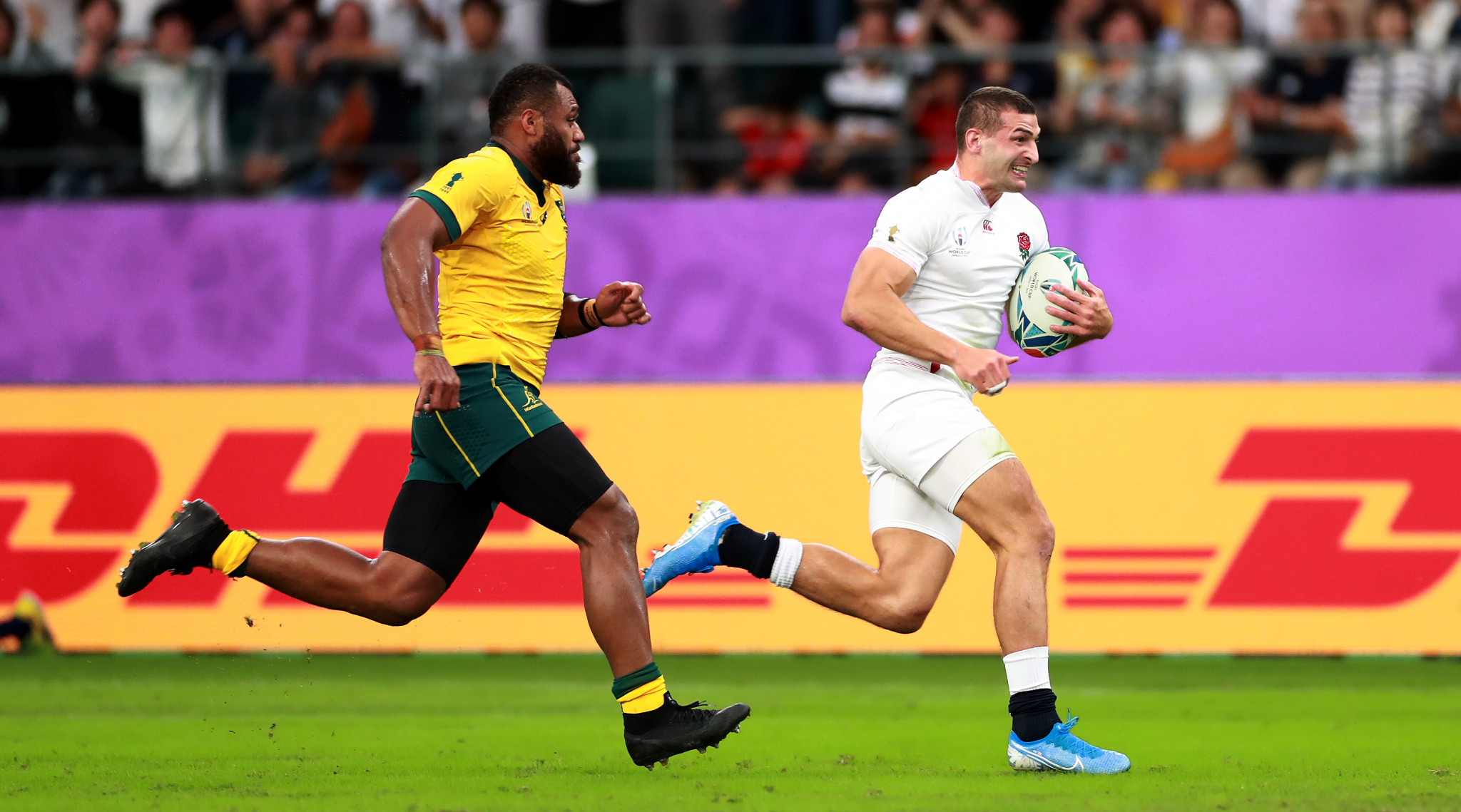 Jonny May is a world-class finisher ©Getty Images