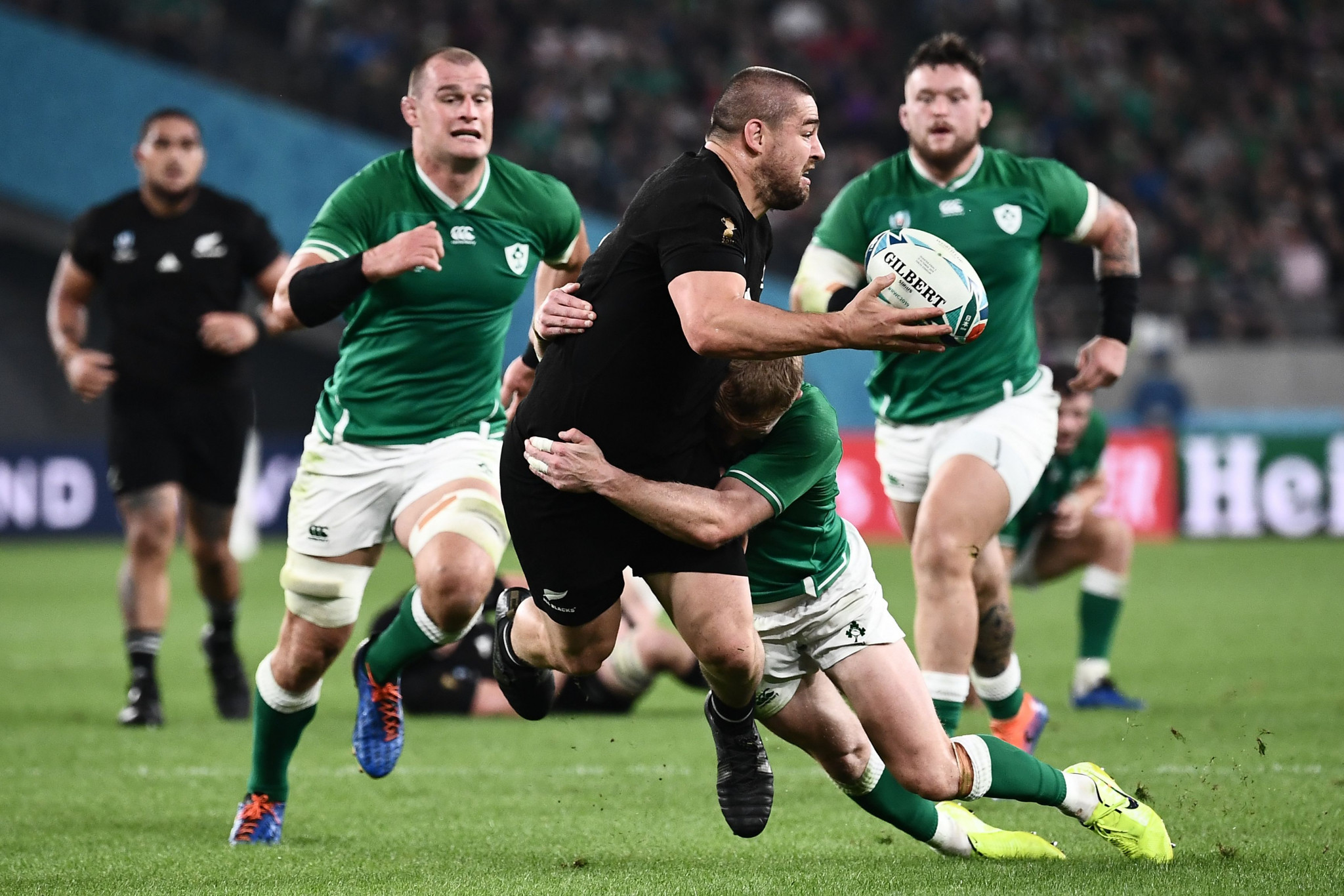 Dane Coles is a forward, but has the skill-set of a back ©Getty Images