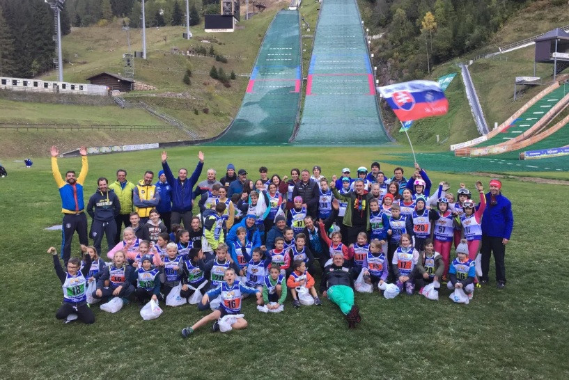 Val di Fiemme has hosted an FIS development camp ©FIS