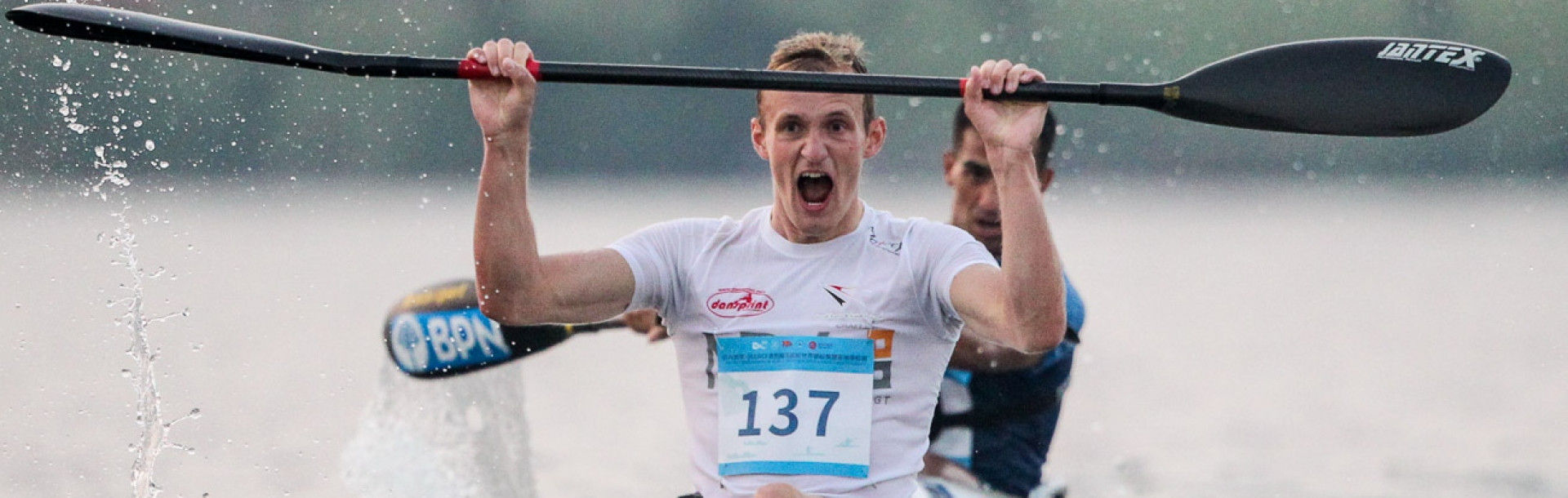 Pedersen makes history at ICF Marathon World Championships