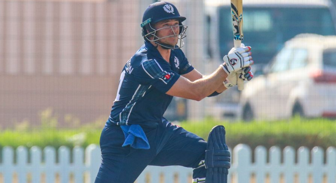 Relief for Scotland at T20 World Cup Qualifier