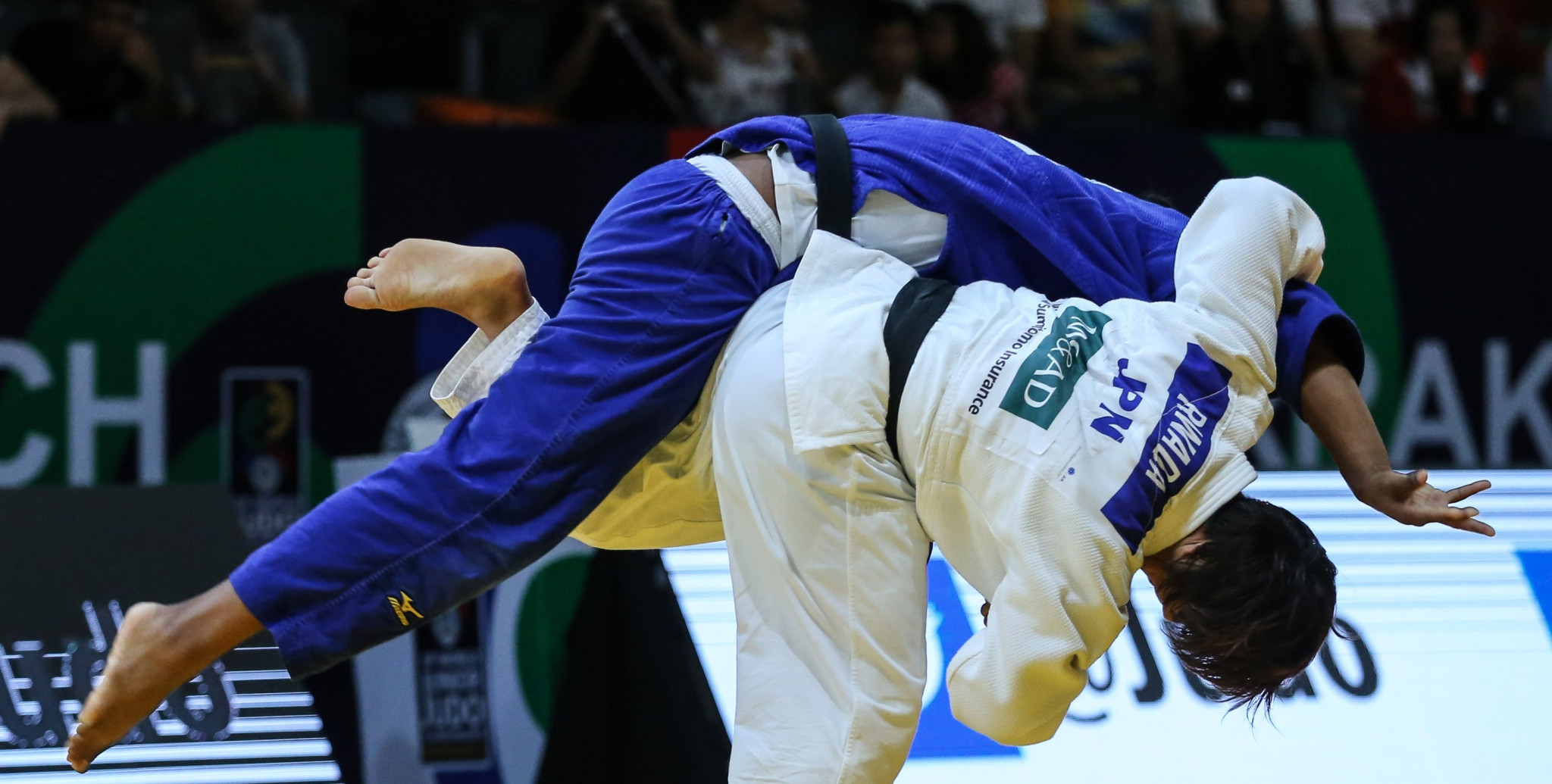 Wada defends title as Japan dominate IJF World Junior Championships